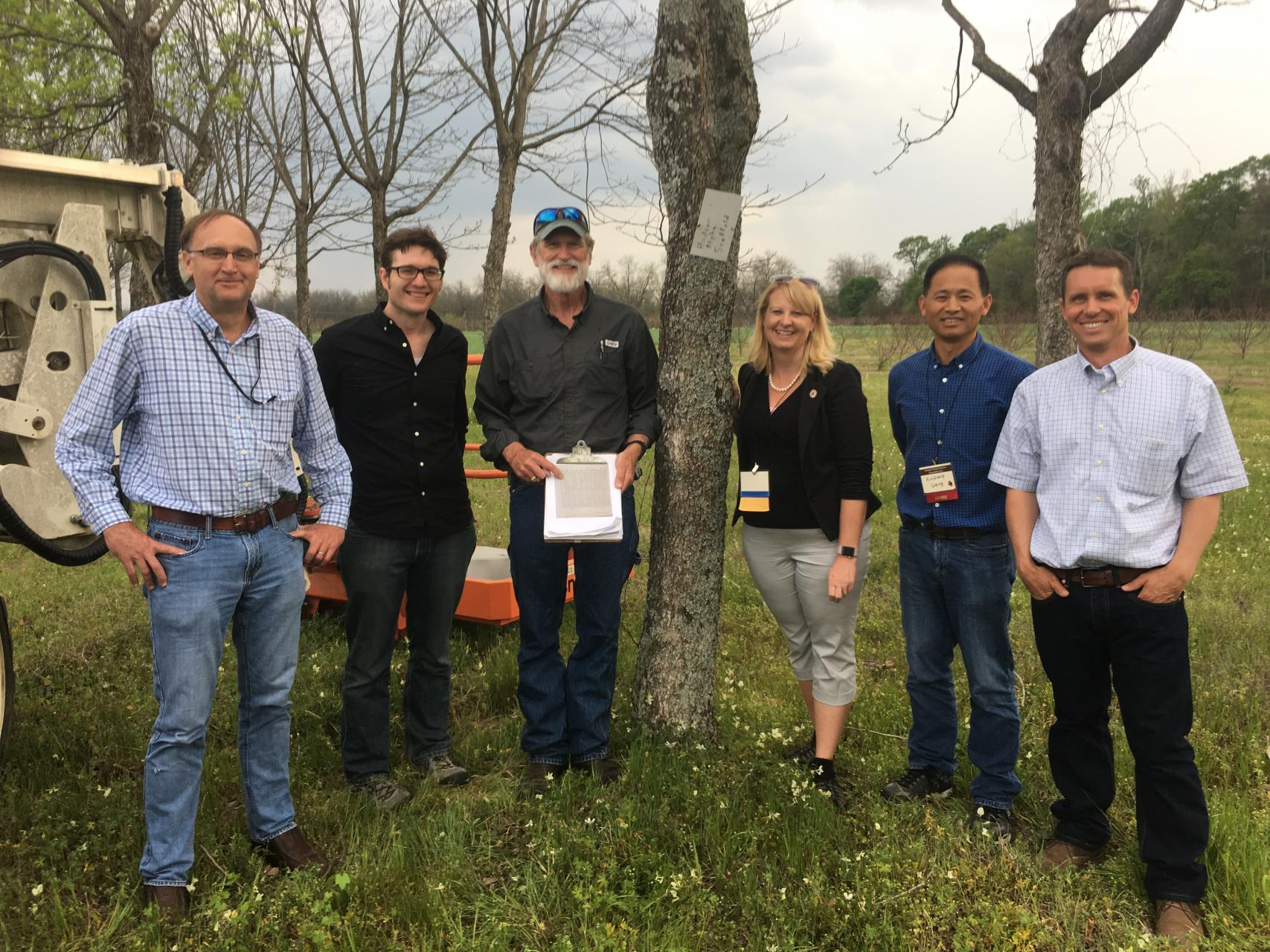 Pecan researchers obtain full genomic sequence of pecan seedling that originated in Mexico.